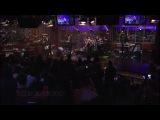 Выступление Depeche Mode на шоу Леттермана 3.4.13