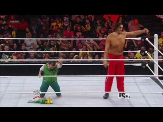 WWE Monday Night RAW �� �������-�������� ������ � ������ ��������
